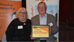 Taylor's Sweets & Treats - Highly Commended Excellence in Customer Service