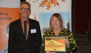 Ten FM Spring Market & Christmas Fair - Highly Commended Event of the Year