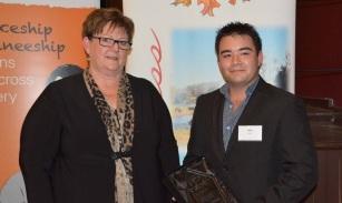 Josh Lowe - Winner Apprentice of the Year