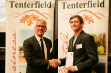 Ben Johnston - Winner Apprentice of the Year Sponsored by Apprenticeships Support Australia