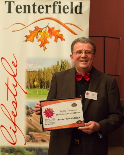 Tenterfield Cottage - Highly Commended Excellence in Accommodation