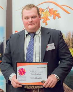 Tenterfield Show - Highly Commended Event of the Year Sponsored by Tenterfield Star