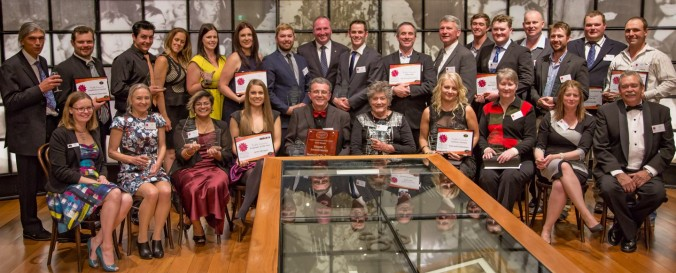 Congratulations to all winners, highly commended and nominees.