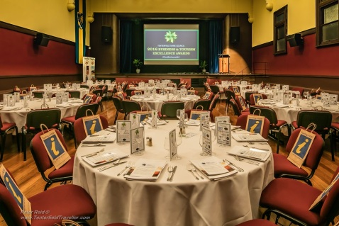 2016 Business & Tourism Excellence Awards at the Tenterfield School of Arts