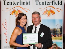 Rachel Crotty (First National Alford & Duff - Tenterfield) - Highly Commended Employee of the Year, sponsored by Regional Development Australia Northern Inland