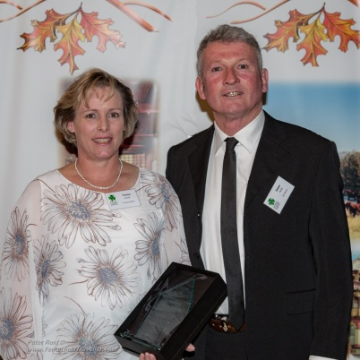 Teena Smith (Premier Meats) - WINNER of Employee of the Year, sponsored by Regional Development Australia Northern Inland
