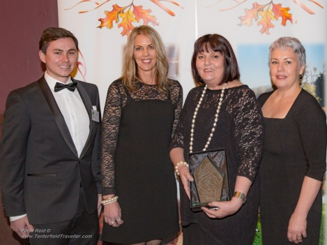 The Corner Life & Style, Store and Cafe, WINNER Excellence in Customer Service, sponsored by Tenterfield Chamber of Tourism, Industry & Business