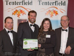 Wilshire and Co, Highly Commended Excellence in Agribusiness, sponsored by Thomas George MP Member for Lismore