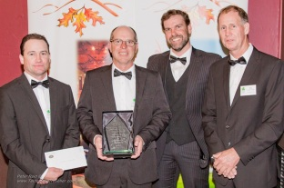 Wilshire and Co, WINNER Excellence in Agriculture, sponsored by Mountain Blue Farms