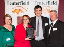 Go Vita Tenterfield, WINNER of Excellence in Health, Beauty & Fitness, sponsored by Peter & Kate Petty.