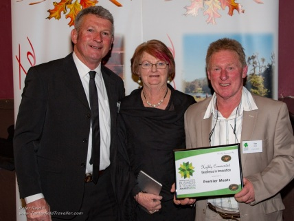 Premier Meats highly commended Excellence in Innovation, sponsored by Tenterfield Shire Council.
