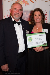 Tenterfield Lions Club Cracker Night, Highly Commended Event of the Year, sponsored by Tenterfield Star