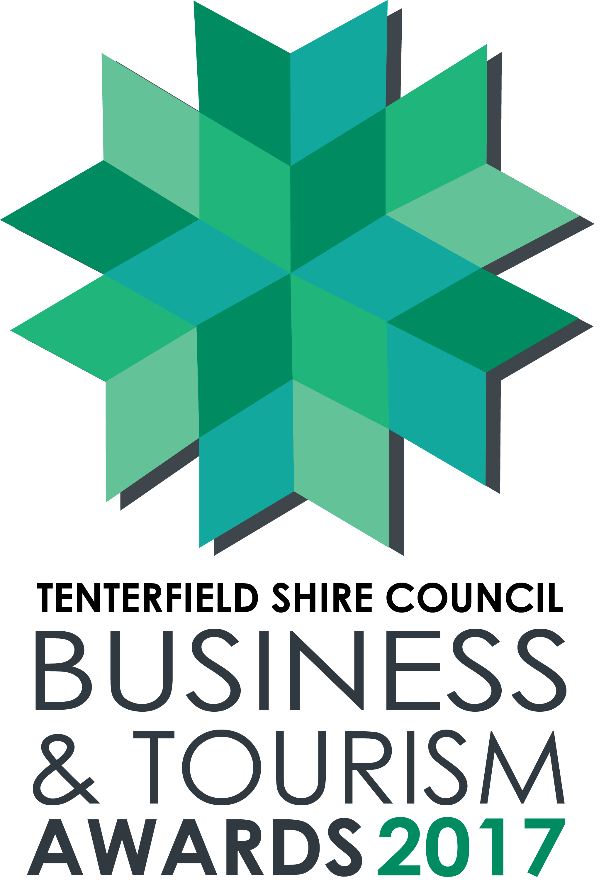 Tenterfield Business & Tourism Awards Logo