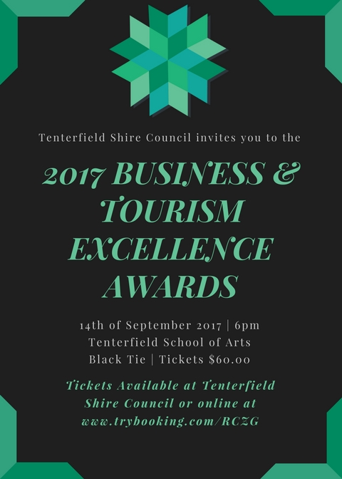 Business Awards Invites - Paid