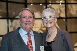 Robert Sibley & Jeannie Hudson